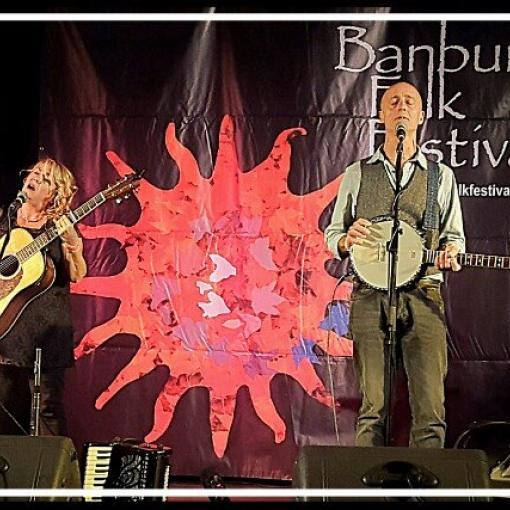 Banbury Folk Festival 2016, Winter Wilson